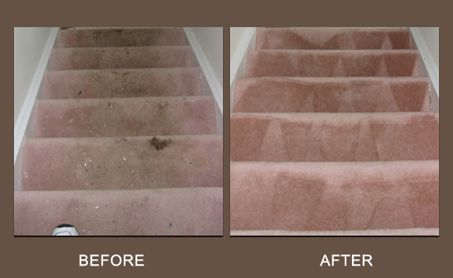Stairs Carpet Cleaning Modesto CA