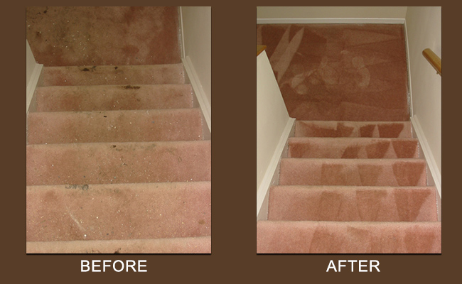 Carpet Cleaning Stairs Modesto CA